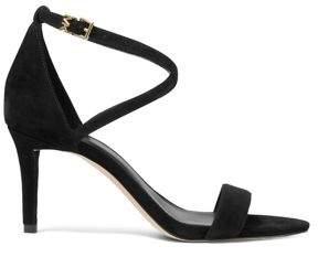 MICHAEL Michael Kors Ava Suede Heeled Sandals