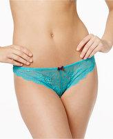 Heidi Klum Intimates Odette Sheer Lace Thong H37-1119