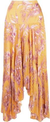 Alexis Tarou high-waist skirt