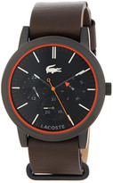 Lacoste Men's Metro Buckle Watch
