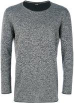 Diesel round neck sweatshirt