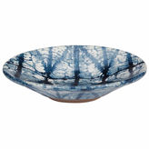 Asstd National Brand Shibori Soap Dish