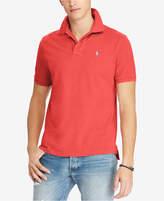 Polo Ralph Lauren Men's Custom Slim-Fit Cotton Mesh Polo Shirt
