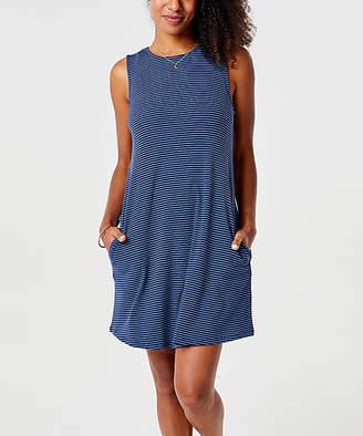 Carve Designs Women's Casual Dresses Navy - Navy Bayside Payson Dress - Women & Juniors
