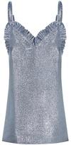 Jacquemus Glitter Mini Dress