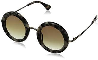Betsey Johnson Women's Julia Round Sunglasses