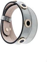Bulgari laminated bracelet