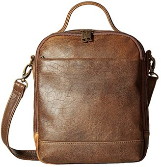 Scully Squadron Versatile Travel Tote (Brown) Tote Handbags