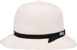 Prada Foldable Straw Hat