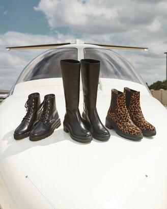 Stuart Weitzman Norah Calfskin Tall Riding Boots