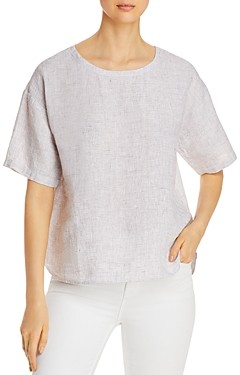 Eileen Fisher Boxy Top