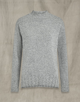 Belstaff CASTLE CREW NECK Grey