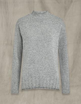 Belstaff CASTLE CREW NECK Grey