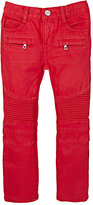 Haus of JR Waxed Moto Jeans