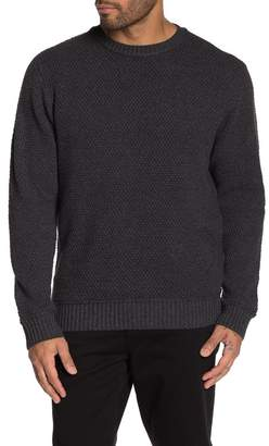 Weatherproof Vintage Crew Neck Long Sleeve Knit Sweater