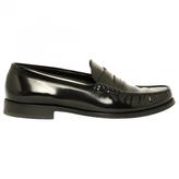 Saint Laurent Leather Loafers