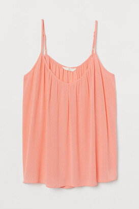 H&M Crinkled Tank Top