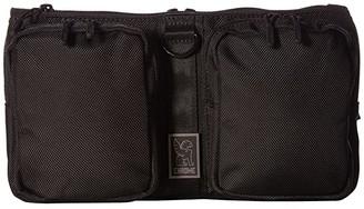 Chrome MXD Notch (All Black) Bags