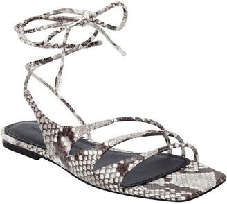 Sigerson Morrison Faune Leather Sandal
