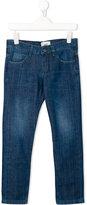 Fendi 5 pocket straight jeans
