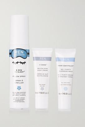 Ren Clean Skincare Sleep Peaceful Set