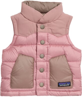 Patagonia Water Repellent 700 Fill Power Down Vest