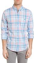 Vineyard Vines Men's Sabab Rock Tucker Slim Fit Plaid Sport Shirt
