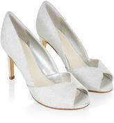 Monsoon Esme Sparkle Peeptoe Shoe