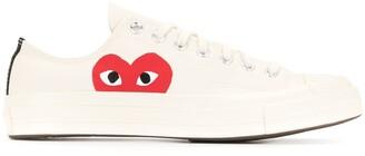 Comme des Garcons Chuck Taylor low-top sneakers