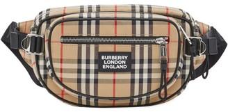 Burberry Vintage Check Waist Bag