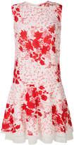 Ermanno Scervino floral print shift dress