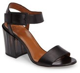 Aquatalia Women's Fredia Block Heel Sandal