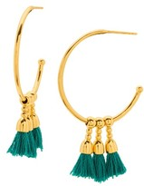 Gorjana Women's Baja Hoop Earrings