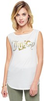 Juicy Couture Juicy Cutout Graphic Tee