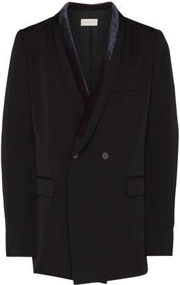 Bed J.W. Ford Velvet shawl collar blazer