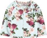 MonnaLisa Printed neoprene jacket