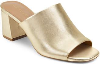 Aerosoles Erie Block Heel Dress Sandals Women Shoes