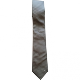Givenchy Anthracite Silk Tie