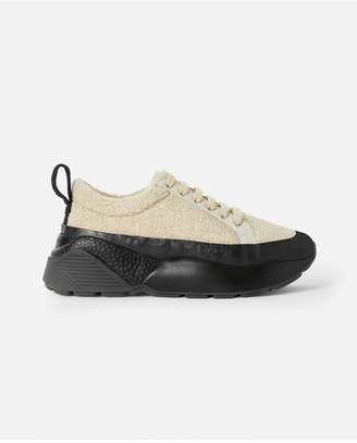 Stella McCartney Eclypse Fur Free Fur Sneakers