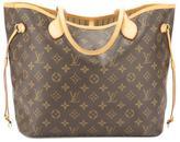 Louis Vuitton Monogram Neverfull MM Bag (Pre Owned)