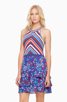 Parker Waverly Knit Combo Dress