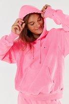 Champion & UO Pigment Dye Hoodie Sweatshirt