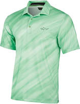 Greg Norman for Tasso Elba Men's Streak Perforated Polo, Created for Macy's