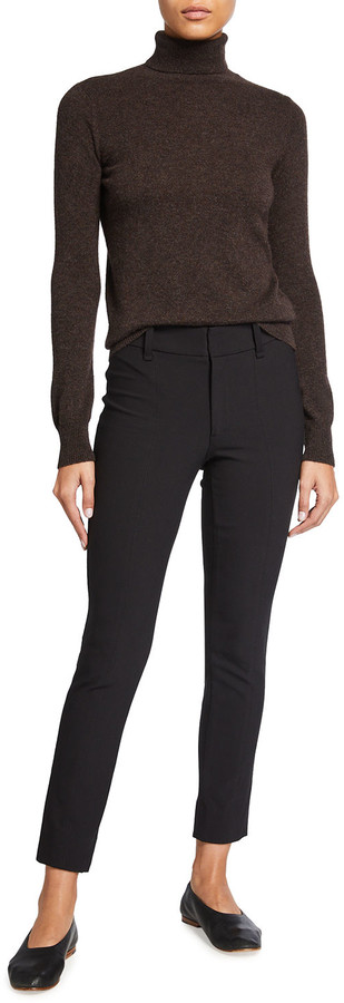 Thumbnail for your product : Vince High Waist Cigarette Pant
