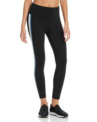 Calvin Klein Side-Stripe Logo Leggings