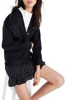 Madewell Women's Oversize Denim Jacket