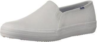 Keds Women's Double Decker Leather Shoe