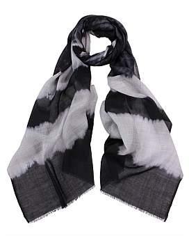 Melange Home D Lux Corbet - Dipped Wool Silk Scarf