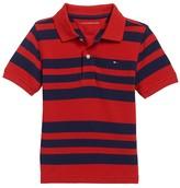 Tommy Hilfiger Final Sale- Stripe Polo