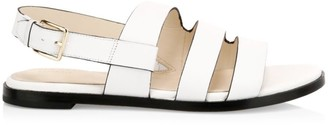 Cole Haan Anela Grand Leather Slingback Sandals